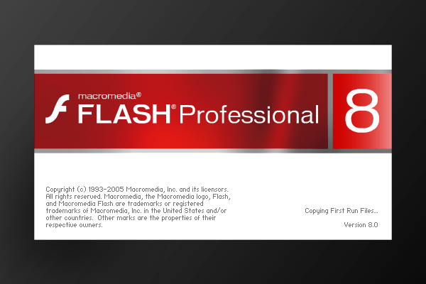 micromedia flash professional