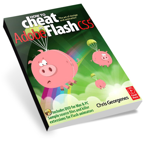 How to Cheat in Adobe Flash CS5 review
