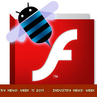 Preview for Flash Player 10.2 for Android, and M2D for Molehill