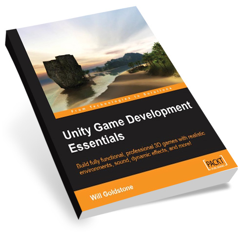 Unity Game Development Essentials Will Goldstone