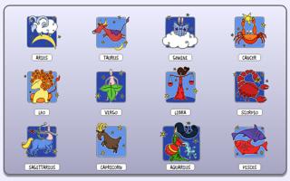 Flash Horoscope Component