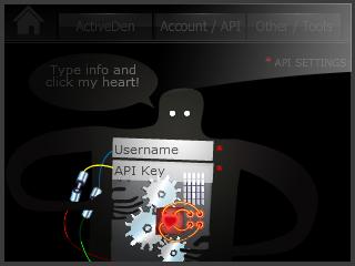 Envato API AIR App