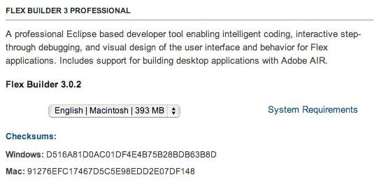 Download-Flex-Builder