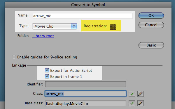 arrow Movie Clip
