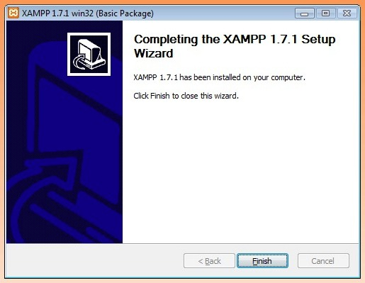3-xamp_install_done
