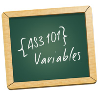 Preview for AS3 101: Variables - Basix