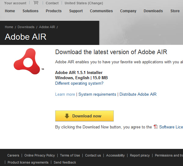 Create Your Own Adobe AIR Application with Flash