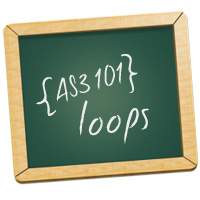 AS3 101: Loops