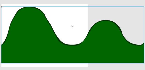 Green green hills