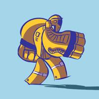 Robot ajay karat