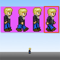 Preview for Bitmap Sprite Animation