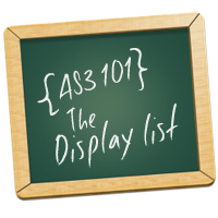 Preview for AS3 101: The Display List – Basix