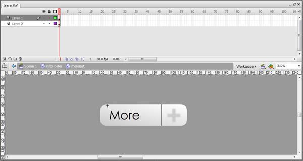Create More Button