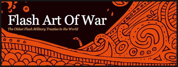 Flash Art of War