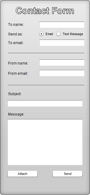 PHP SMS AS3