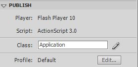 Flash collision game tutorial
