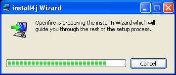 initializing installer