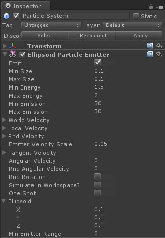 unity tutorial: gui, timers, particles