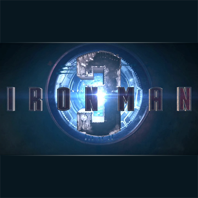 Preview for Tuts+ Hollywood Movie Title Series: Iron Man 3
