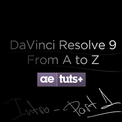 Aetuts retina davinci resolve 1