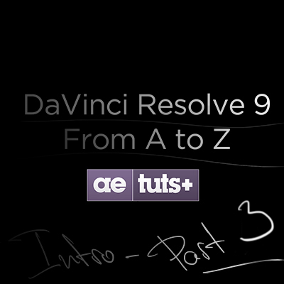 Aetuts retina davinci resolve 3