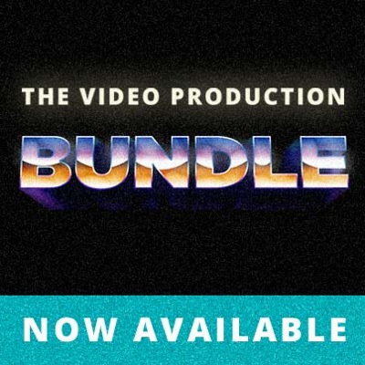 Preview for The Video Production Bundle: Less Than 48 Hours Left!