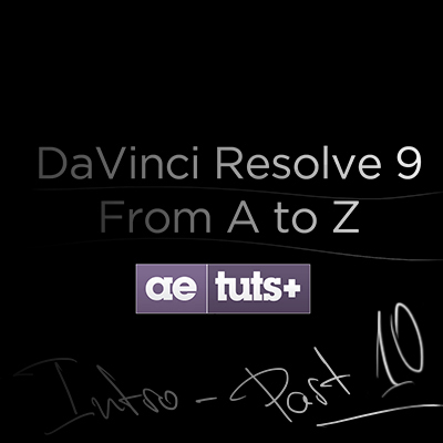 Aetuts retina davinci resolve 10