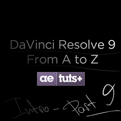 Aetuts retina davinci resolve 9