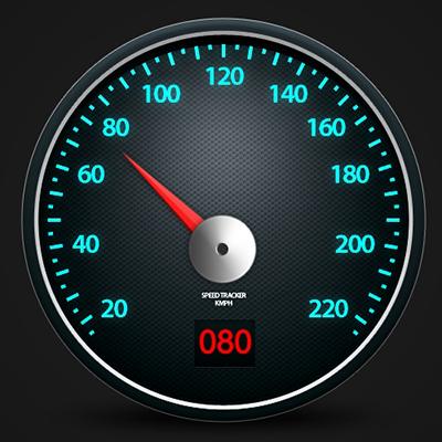 Aetuts retina speedometer