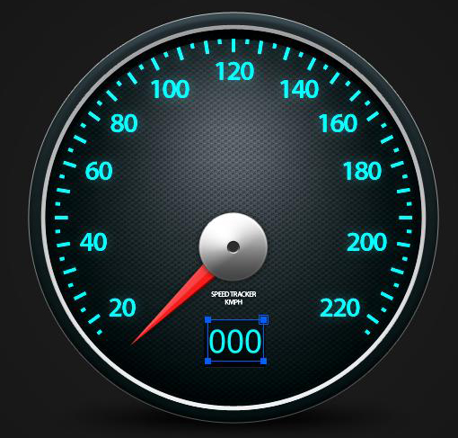 speedometer-digital-trim