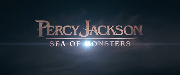 Percy Jackson Sea of Mosters