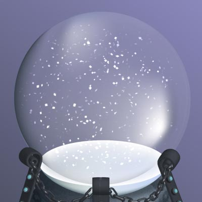 Snow globe preview 400px