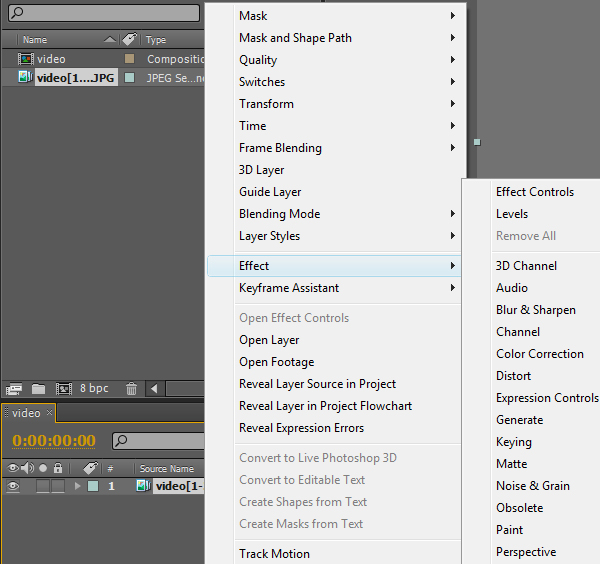 Adobe after effects 6. 0 user guide for professional and standard.