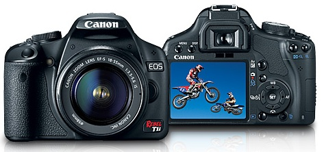 Canon 500D/T1i