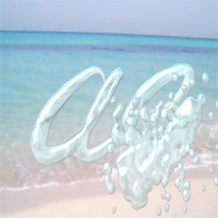 "Preview for Create A Beach Themed ""Water Writing"" Look"
