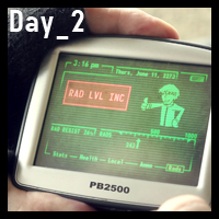 "Preview for Program A Fallout 3 ""Pipboy"" Touch Screen – Day 2"