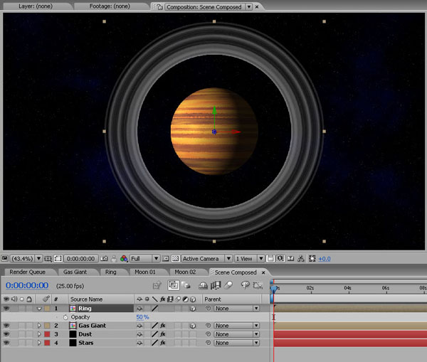 composition of gas giants planets - photo #9