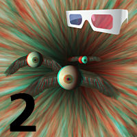 Preview for How To Create Stereoscopic 3D Motion Graphics - Part 2