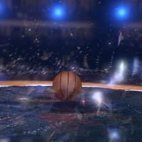 Preview for Sink The Shot With A Shattering Basketball Opener