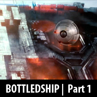 Bottle ship 200x part 1
