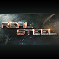 Preview for Tuts+ Hollywood Movie Title Series: Real Steel