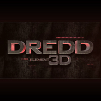 Preview for Tuts+ Hollywood Movie Title Series: Dredd