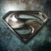 Preview for Man of Steel & Style - Superman 3D Logo Design Challenge