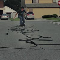 Preview for Create A Ground Breaking Pavement Crack Simulation