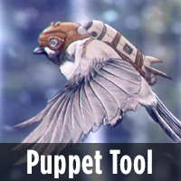 Rd puppet tool