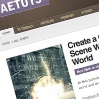 Aetuts launch