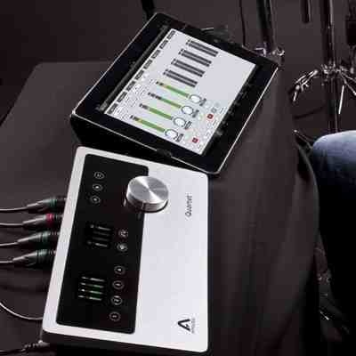 Preview for Top 30 Devices and Interfaces for iPad Audio