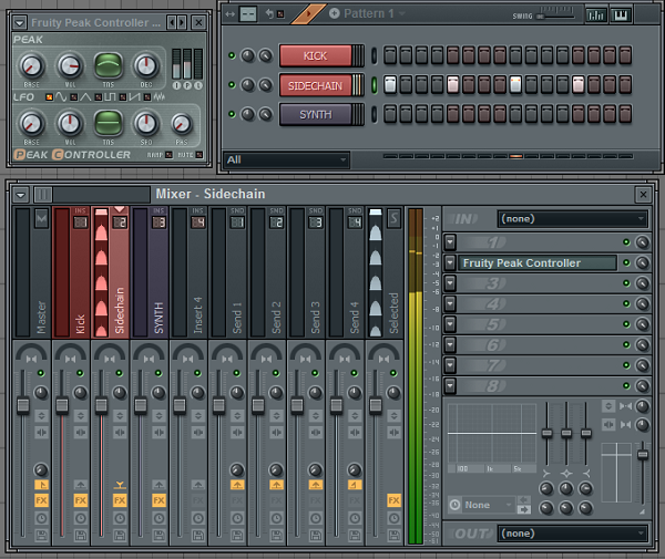 A Cleaner Way to Sidechain in FL Studio