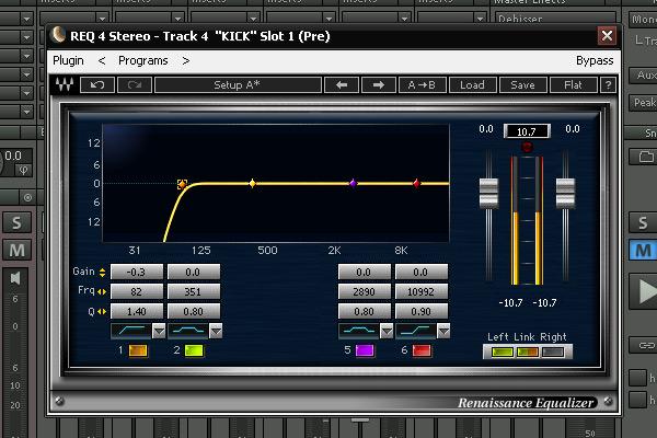 best waves mastering eq plugin