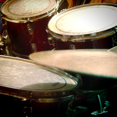 Classic rock drums 400